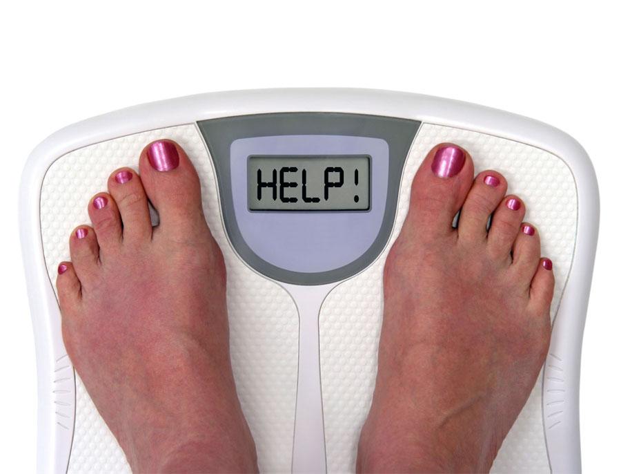 Похудеть с помощью мысли